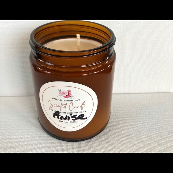 Anise Scented Soy Candle